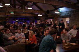 The Digital Plymouth crowd