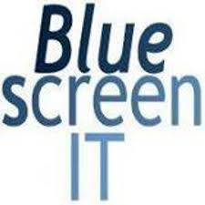 Bluescreen IT Logo
